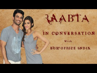 Raabta | Sushant Singh Rajput | Kriti Sanon | Dinesh Vijan | In Conversation | Box Office India