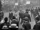 Manchester Street Scene (1901) | BFI Archive