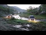 Mitsubishi L200 Triton and Nissan Navara Offroad.
