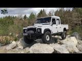 Land Rover Defender Offroad.