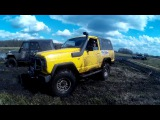 L200, Q7, Patrol, НИВА, УАЗ 469, Discovery Offroad.