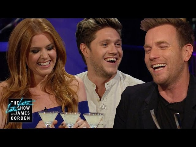 Spill Your Guts or Fill Your Guts w/ Niall Horan, Ewan McGregor Isla Fisher