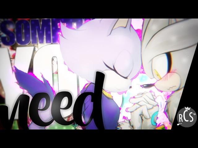 |RCS| SOMETHING you need ❞ | Sonic pairings MEP