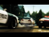 Жёстко мочим федералов под музон в Need for Speed Undercover
