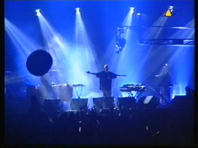 Moby @ Mayday Reformation 30.04.1995
