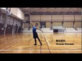 バトン体操 ―Baton Twirling Exercise―