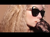 Spring-Summer 2017 Eyewear Collection with Lottie Moss - CHANEL