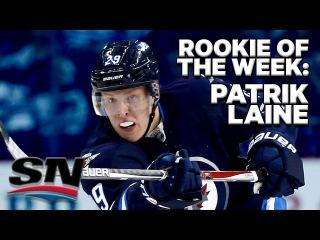 Rookie of the Week: Patrik Laine
