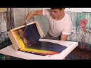These Abstract Paintings Are Unbelievably Satisfying