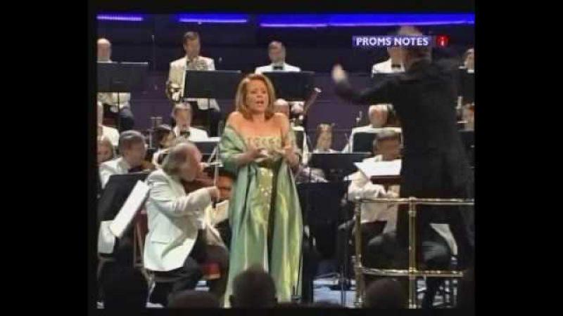 Renee Fleming sings Das Wunder der Heliane by Korngold
