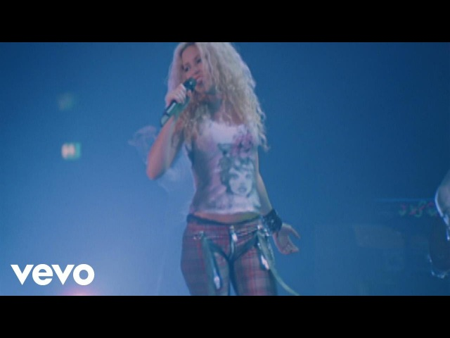 Shakira - Underneath Your Clothes (from Live Off the Record)