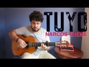TUYO - RODRIGO AMARANTE NARCOS THEME FOR GUITAR FINGERSTYLE Tablatura Grátis / Free Guitar tabs