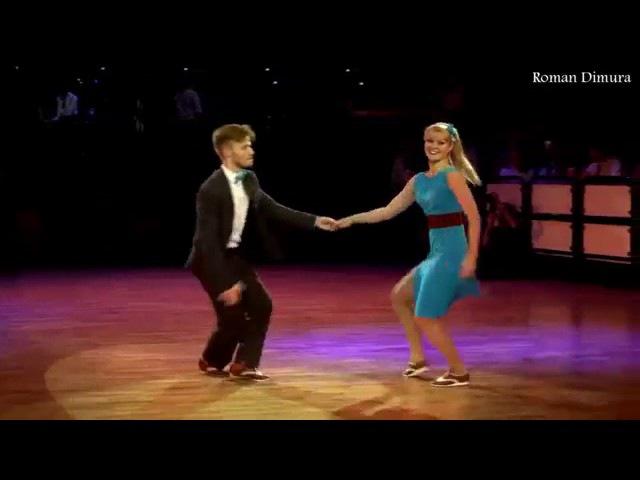 Красиво танцуют, аж засмотрелся! RTSF 2017