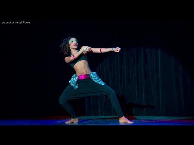 Rin Ajna - The Tribal Massive Fusion Bellydance Showcase