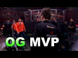 OG vs MVP - 3-22 Winners Bracket TI6 DOTA 2