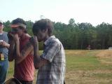 Jason Ricci and Alex Paclin at Hill Country Harmonica Festival II - 2011