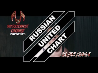 RUSSIAN UNITED CHART (23/07/2016) [TOP 40 Hot Russia Songs]