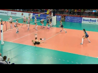 4th Round, Leg 6: Top 3 Defences Volleyball