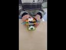 Светлячок из lego WeDo 2.0