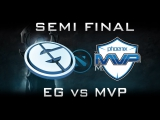 EG vs MVP - LB Semi Final Shanghai Major Highlights Dota 2