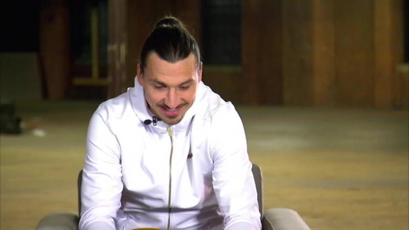 Zlatan Fotboll handlar om att ha kul SVT Play