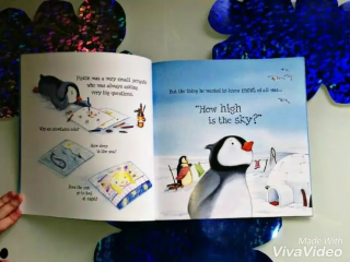 Video Review_Picture Books_How High Is the Sky?