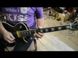 Тест 05 реплики гитары Gibson LP - от гитарного мастера Александра Леуса ( http://leusguitar.ru)