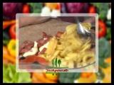Говорим и готовим ... Гречневая каша с грибами в тыкве и горячий салат с колбасой от гостя программы #ГАСТРОНОМЪ Елены Князевой,