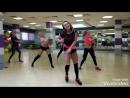 Танцы в фитнес клубе С.С.С.Р. Химки