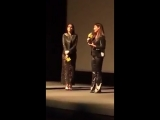 Наталия Орейро в Майами - презентация Джильды (05.03.2017)