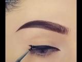 3 ошеломительных макияжа глаз