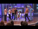 90210s Ian Ziering Teaches The Docs How to Dance The Doctors