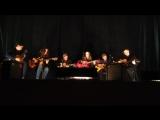 Кубинский танец; Малагенья Коллектив Гитариум 22.02.17 ПМЦ Мир
