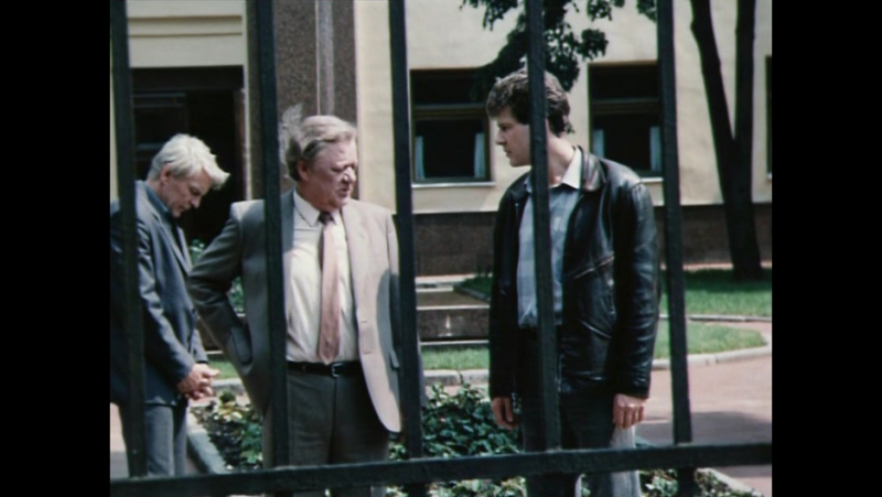 Х/ф Вход в лабиринт (4 серия из 5) 1989