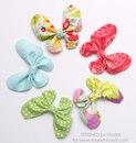 Бабочки из ткани от Make It& Love It