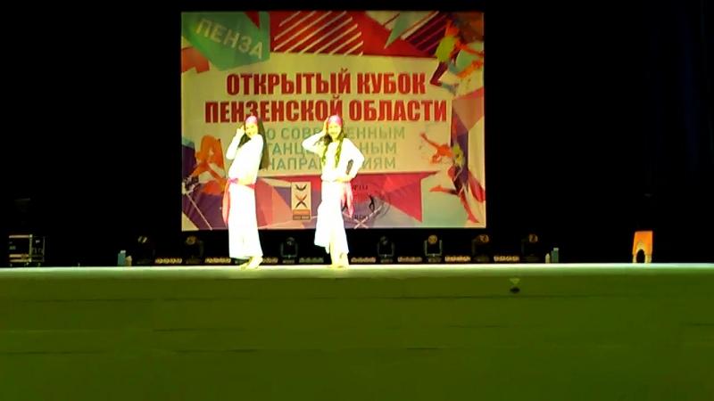 Oriental folk дуэт Никанова Дарья Сундикова Екатерина