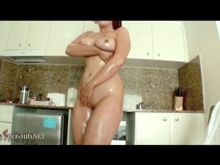 Chikita jones - chikita's kitchen oil [big boobs, big ass] [1080p]