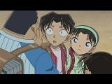 El Detectiu Conan - 584 - El cor trencat de linspector Shiratori (Sub. Castellà)