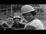 Winifred Atwell plays Waltzing Matlida on Opera House construction site