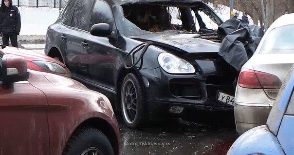 Авария в Москве Просмотр видео аварии ДТП 13042017