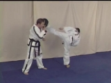 Tomaz Barada Super Sparring Full-Contact Taekwondo