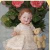 Старинные куклы и игрушки Светланы Яковлевой
