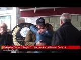 Eskişehir Oyuncu Engin Öztürk, Avukat Ablasının Cenaze Törenine Katıldı