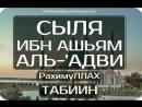 20 Сыля ибн Ашьям аль Адви