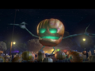 Монстры против пришельцев: Монстры против овощей / Mutant Pumpkins from Outer Space (США, 2009)