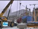 20.01.2017 На ЛАЭС-2 произвели подъем тяжеловесного оборудования