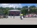 танец солдатов на день города 2017 22 июля