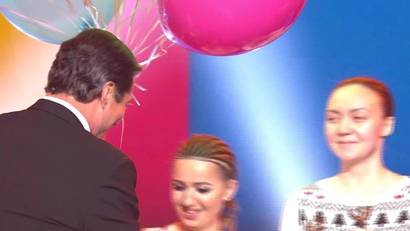 Участники проекта Большая опера поздравляют Андрейса Жагарса с днем рождения