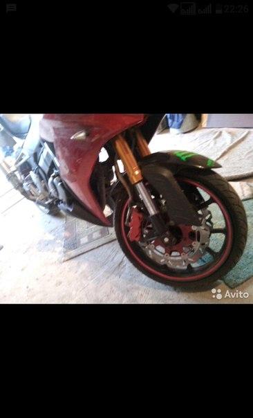 Продаю мотоцикл  S2 Motors panther cbr 250 replica honda  2013 года вы