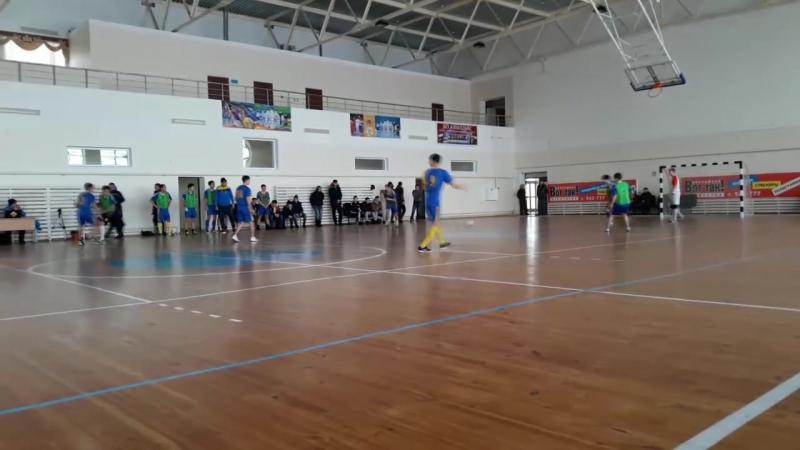 МФК АГРОМАШ - ЛФК ЗТБ 3-3 (1-1)